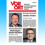 Neue Ausgabe der Vorort 01-2014