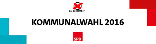 Kommunalwahl 2016 - 11. September